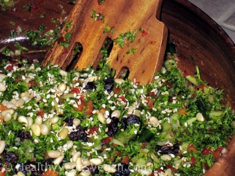 Parsley in Your Salad – I'ts Not Just a Garnish