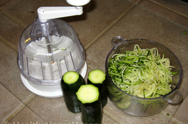 Zucchini Pasta Made Easy