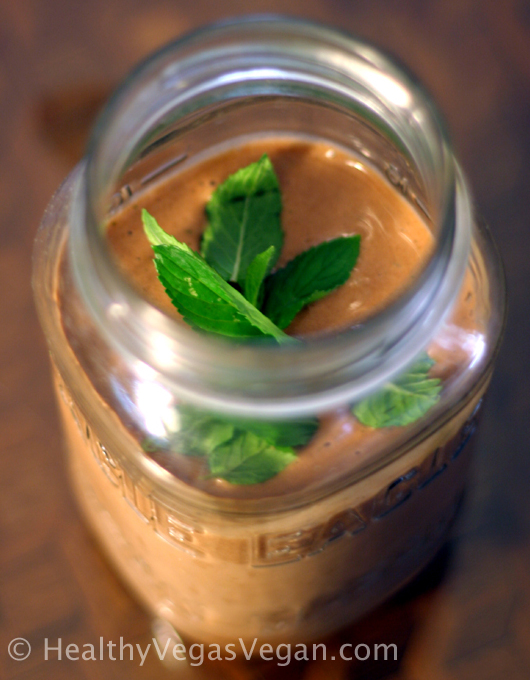 Raw Mint Chocolate Shake 3shortwm