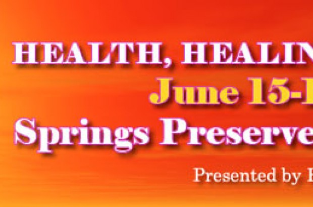 Las Vegas Gets its Own HEALTH, HEALING, AND HAPPINESS Conference