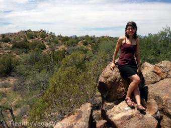 Arizona Photolog: My Healthy Road Trip Days 1-3