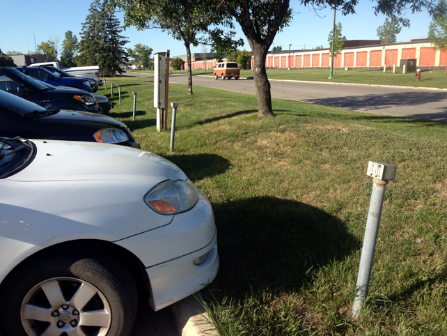 12. Winnipeg parking lot plugins