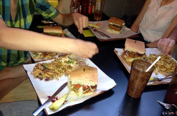 Winnipeg's Boon Burger: A Vegan Cafe in Canadian Meat-and-Potatoes Country