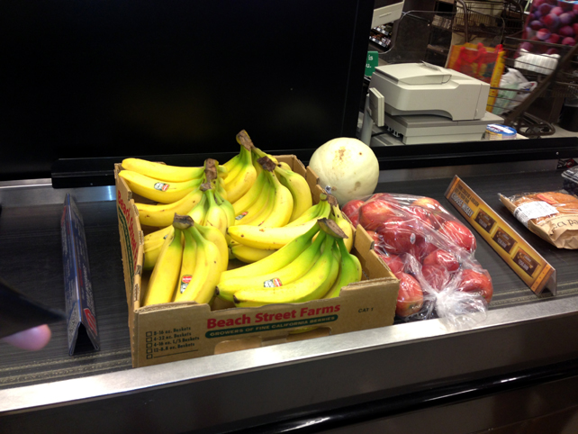 16. Winnipeg grocery shopping for the road