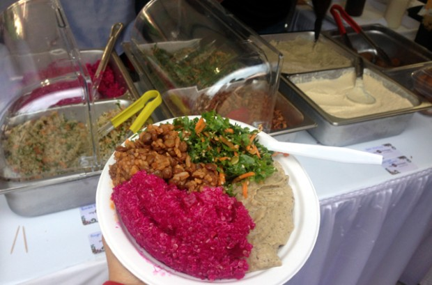 What I Ate… Finding Balance at the Toronto Vegetarian Food Festival
