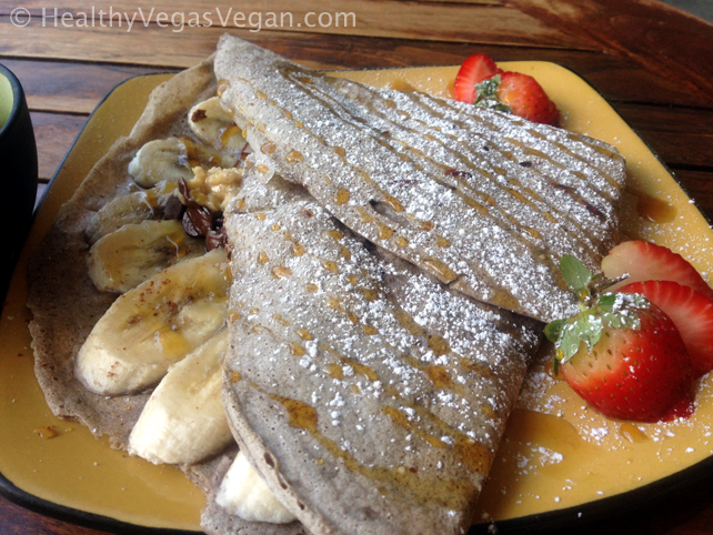 Can You Be a Healthy Foodie? Guest Post at Will Travel For Vegan Food