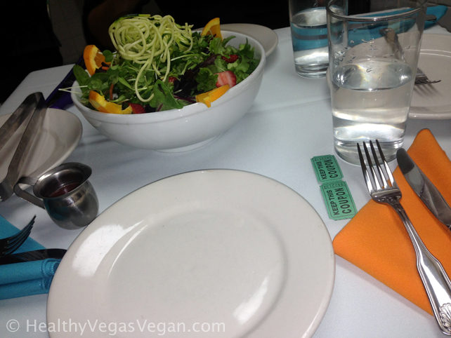 Vegan Supper Clubs and Las Vegan Eatz