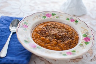 Warming Spiced Pumpkin Amaranth (Recipe)
