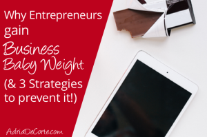 How to Prevent Business Baby Weight