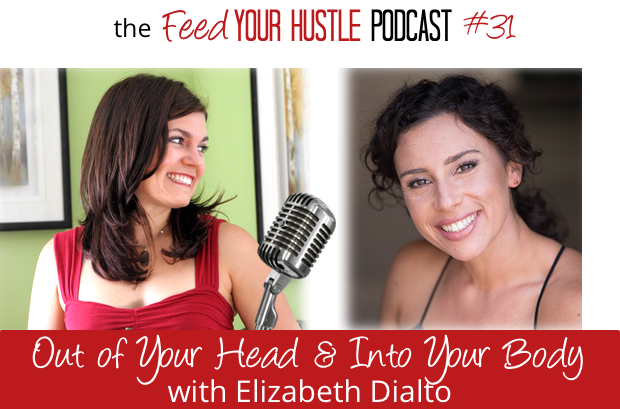 #31 Elizabeth Dialto – Out of Your Head & Into Your Body