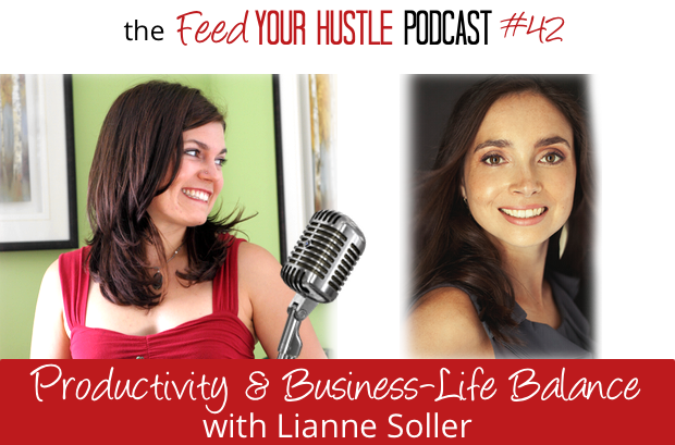 #42 Productivity & Business-Life Balance with Lianne Soller