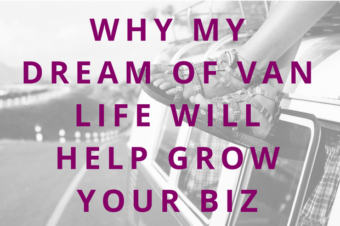 #80 Why My Dream of Van Life Will Help You Get Clarity