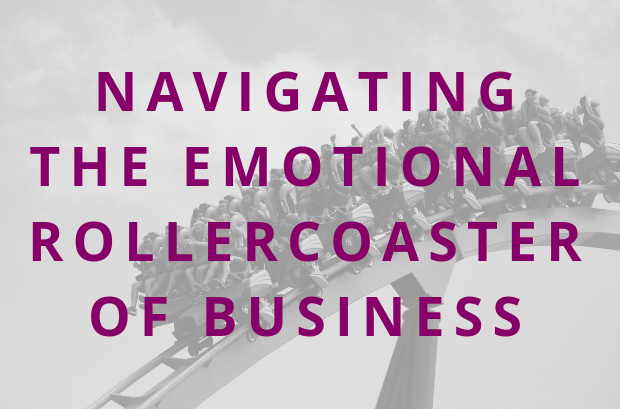 #102 Navigating the Emotional Rollercoaster of Entrepreneurship